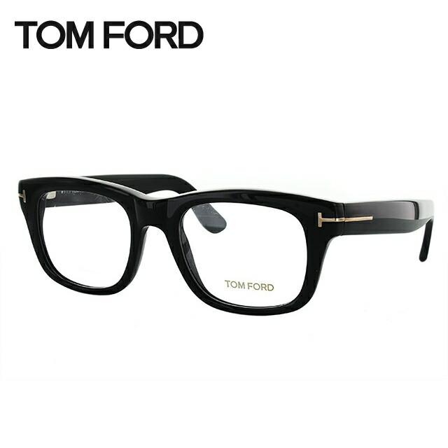 【選べる無料レンズ → PCレンズ・伊達レンズ・老眼鏡レンズ】 トムフォード メガネフレーム トム・フォード レギュラーフィット TOM FORD TF5472 001 51サイズ(FT5472) スクエア ユニセックス メンズ レディース ダテメガネ ブランドメガネ 紫外線対策