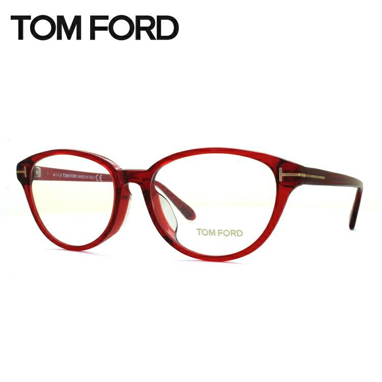 【選べる無料レンズ → PCレンズ・伊達レンズ・老眼鏡レンズ・カラーレンズ】 トムフォード メガネフレーム アジアンフィット TOM FORD TF5422F (FT5422F) 066 53サイズ フォックス ユニセックス メンズ レディース