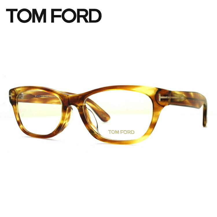 【選べる無料レンズ → PCレンズ・伊達レンズ・老眼鏡レンズ・カラーレンズ】 トムフォード メガネフレーム アジアンフィット TOM FORD TF5425F (FT5425F) 055 53サイズ スクエア ユニセックス メンズ レディース