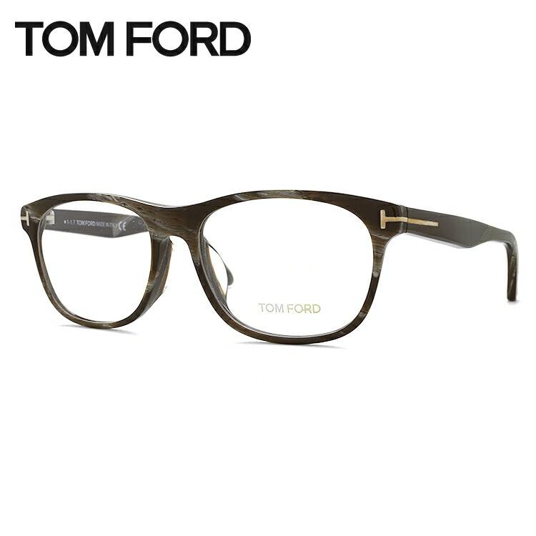【選べる無料レンズ → PCレンズ・伊達レンズ・老眼鏡レンズ・カラーレンズ】 トムフォード メガネフレーム アジアンフィット TOM FORD TF5431F (FT5431F) 062 55サイズ ウェリントン ユニセックス メンズ レディース