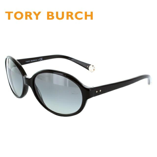 Tory Burch トリーバーチ TORY BURCH サングラス TY7039 501/11 58 ブラック/スモークグラデーション メンズ レディース UVカット