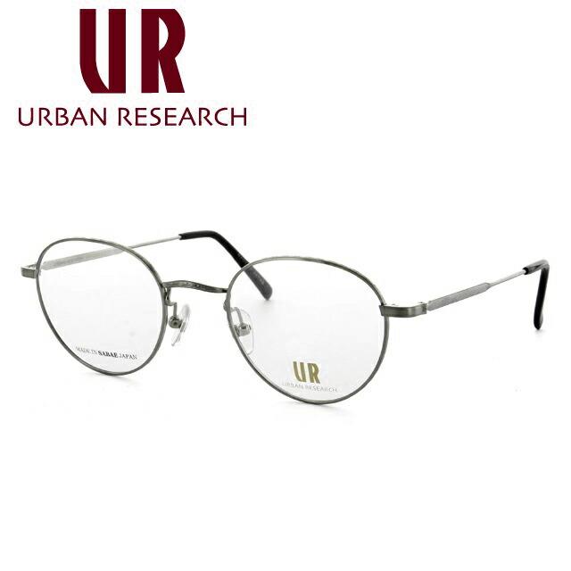 【選べる無料レンズ → PCレンズ・伊達レンズ・老眼鏡レンズ】 アーバンリサーチ メガネフレーム URBAN RESEARCH URF7006J-2 49サイズ 調整可能ノーズパッド メンズ レディース