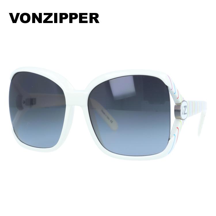ボンジッパー サングラス VONZIPPER DHARMA ダーマ YPW ホワイト&ストライプ WHITE STRIPES メンズ レディース UVカット