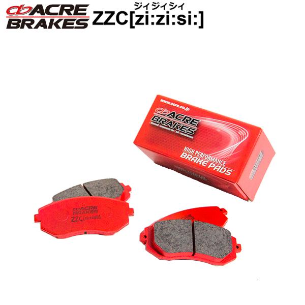 アクレ ブレーキパッド ZZC フロント用 GS350 GRS191 05.08~12.01 離島・沖縄配送不可:オプショナル豊和
