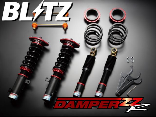 ブリッツBLITZDAMPERZZ-Rダンパーフルタップ車高調キットトヨタノアZRR80W14/01-17/07送料無料無料