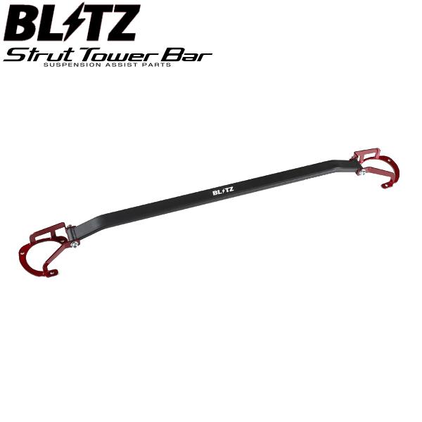 ブリッツ BLITZ タワーバー ストラットタワーバー フロント用 ロードスター 15/05- ND5RC P5-VP(RS)、P5-VPR(RS) 離島・沖縄配送不可