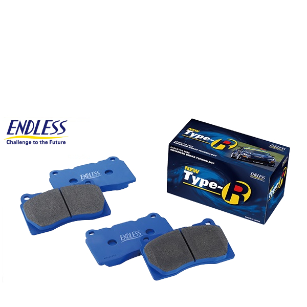 ENDLESS ブレーキパッド TYPE-R リア用 アテンザスポーツ GHEFS 2000~2500 H20.1~ 25Z除く 離島・沖縄配送不可