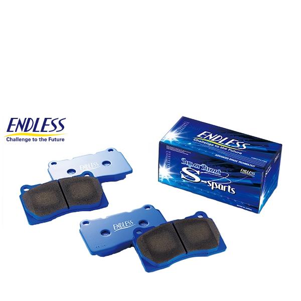 ENDLESS ブレーキパッド SSS 1台分  2700~3000 H11.8~H14.5 離島・沖縄:配送不可