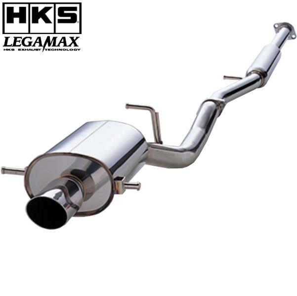 HKS LEGAMAX マフラー アテンザ LA-/UA-GG3S L3-VE 02/05-05/06 離島・沖縄配送不可