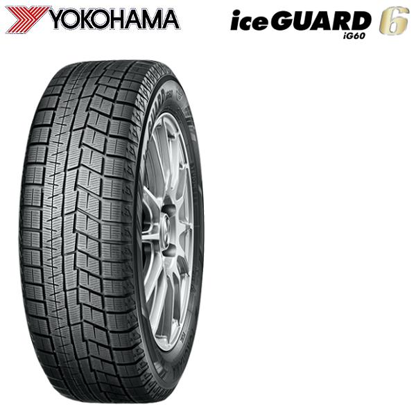 YOKOHAMA スタッドレスタイヤ iceGUARD6 IG60 205/50R16 87Q 数量限定 離島・沖縄:配送