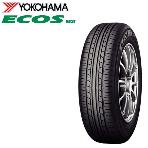 お取り寄せ商品 正規品 YOKOHAMA タイヤ DNA ECOS ES31 4本セット 大人気 65-15 65R15 沖縄:配送不可 145 65-15インチ 離島 超歓迎された