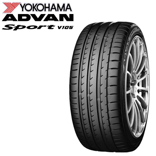 YOKOHAMAタイヤADVANSportV105S255/35ZR1996YF58992本以上で送料無料