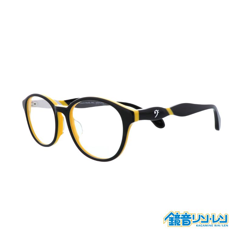 【鏡音リン・レン】鏡音リン 鏡音レン グッズ PCメガネ ブルーライトカット