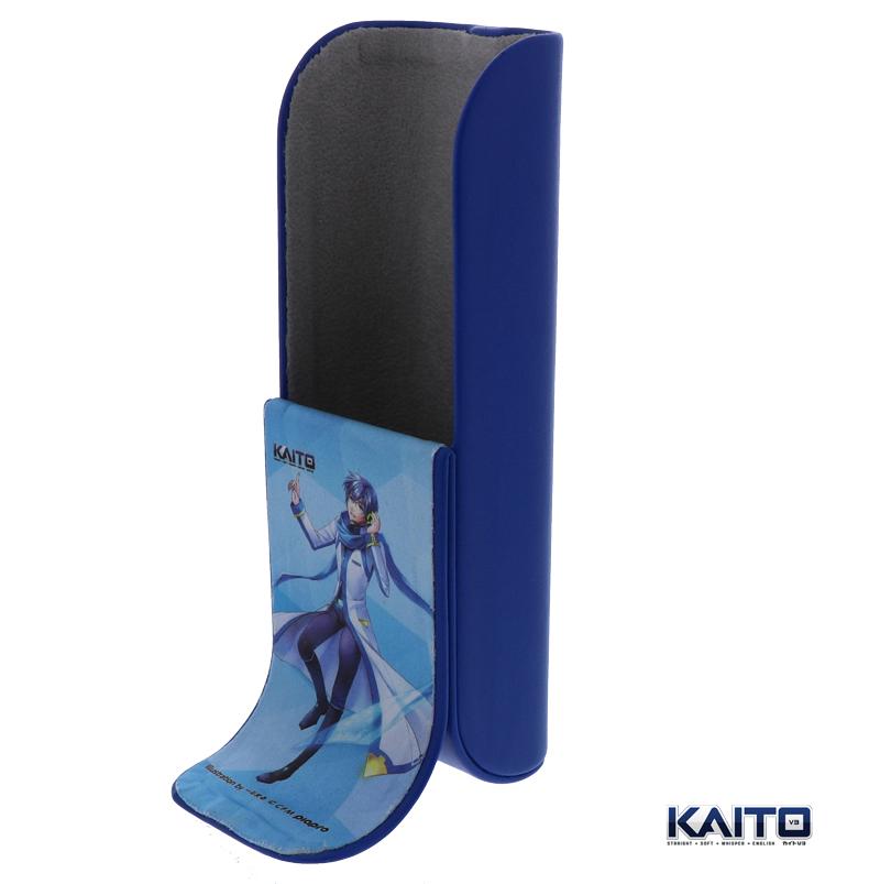 スタンドメガネケース KAITO カイト 無料サンプルOK メガネケース メガネスタンド かわいい グッズ スリム 初音ミク 有名な