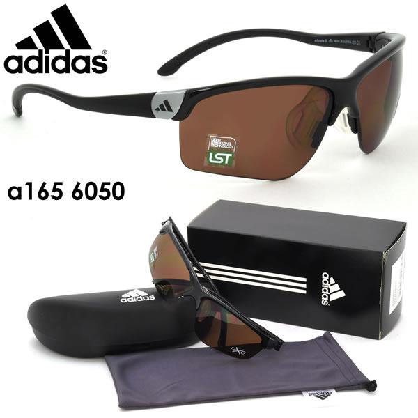【アディダス スポーツサングラス】adidas(アディダス) a165 adivista S 6050