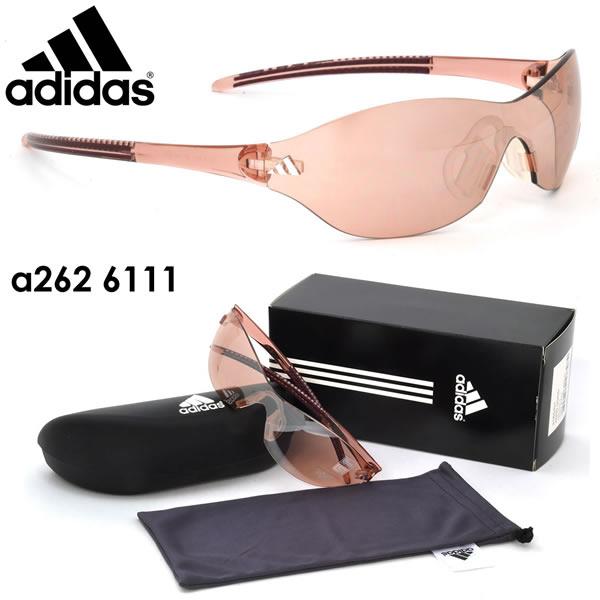 【アディダス スポーツサングラス】adidas(アディダス) a262 the shield 6111