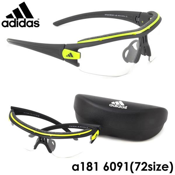 【アディダス】 (adidas) サングラスA181 6091 72サイズEVIL EYE HALFRIM PRO イービルアイハーフリムプロ スポーツサングラス アウトドア 調光レンズ ポイント10倍adidas メンズ レディース