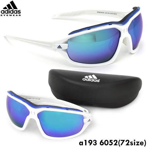 【adidas】(アディダス) サングラス a193 6052 72サイズ evil eye evo pro L スポーツサングラス 軽量 ミラーアディダス adidas メンズ レディース ポイント10倍