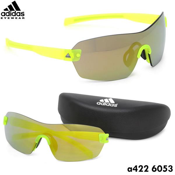 adidas アディダス サングラス a422 6053 arribaランニング ゴルフ テニス アウトドアメンズ レディース