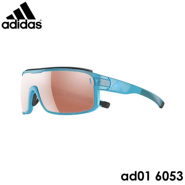 アディダス adidas サングラスad01 6053ZONYK PRO Lサイズ ゾニックプロ スポーツサングラス アウトドア ポイント10倍アディダス adidas メンズ レディース