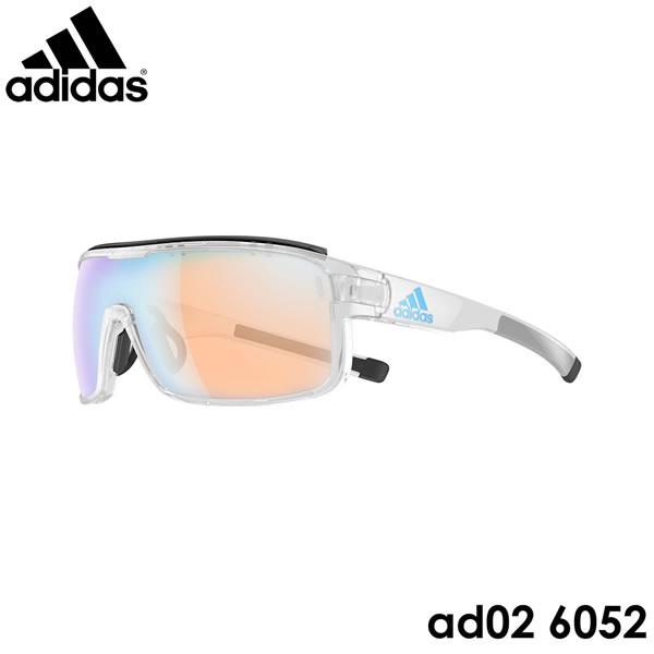 アディダス adidas サングラスad02 6052ZONYK PRO Sサイズ ゾニックプロ スポーツサングラス アウトドア ポイント10倍アディダス adidas メンズ レディース