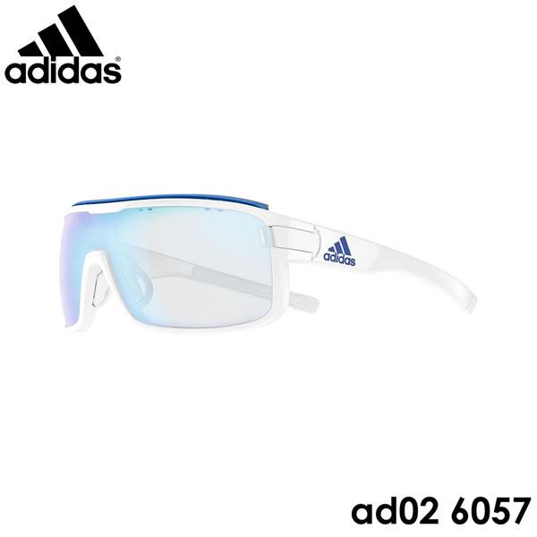 アディダス adidas サングラスad02 6057ZONYK PRO Sサイズ ゾニックプロ スポーツサングラス アウトドア VARIO 調光レンズ ポイント10倍アディダス adidas メンズ レディース