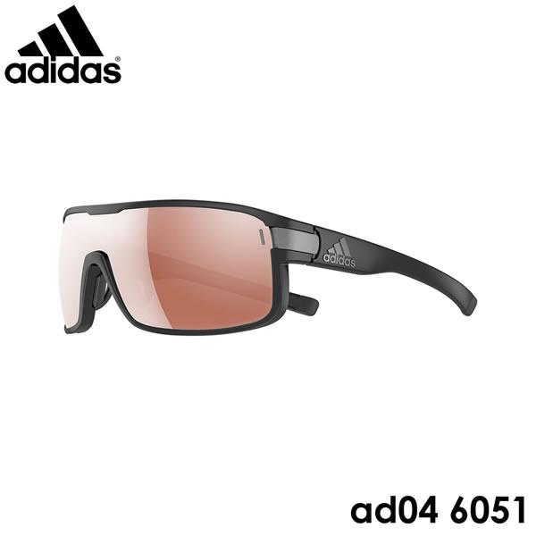 アディダス adidas サングラスad04 6051ZONYK Sサイズ ゾニック スポーツサングラス アウトドア ポイント10倍アディダス adidas メンズ レディース
