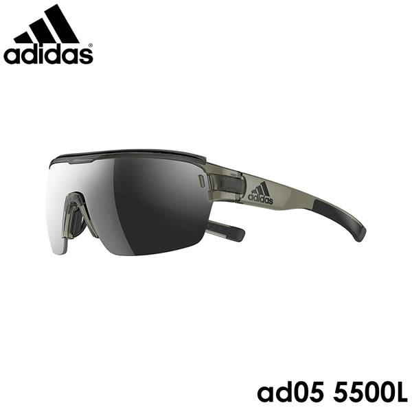 アディダス adidas サングラスad05 5500LZONYK AERO PRO Lサイズ ゾニックエアロプロ スポーツサングラス アウトドア ポイント10倍アディダス adidas メンズ レディース