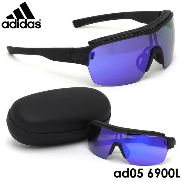 アディダス adidas サングラスad05/75 6900L サイズZONYK AERO PRO Lサイズ ゾニックエアロプロ スポーツサングラス アウトドア ミラー ポイント10倍アディダス adidas メンズ レディース