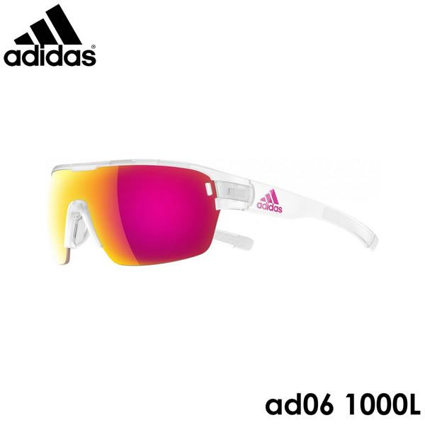 アディダス adidas サングラスad06 1000LZONYK AERO Lサイズ ゾニックエアロ スポーツサングラス アウトドア ポイント10倍アディダス adidas メンズ レディース