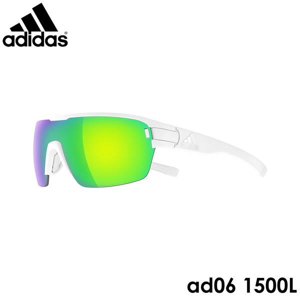 アディダス adidas サングラスad06 1500LZONYK AERO Lサイズ ゾニックエアロ スポーツサングラス アウトドア ポイント10倍アディダス adidas メンズ レディース