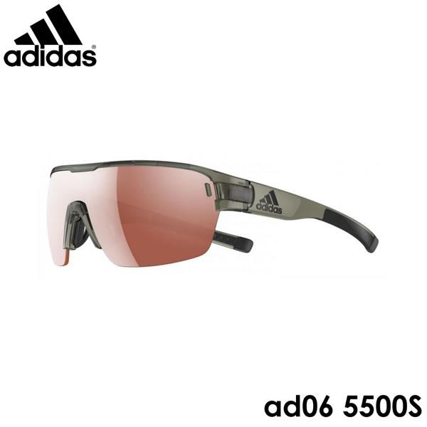 アディダス adidas サングラスad06 5500SZONYK AERO Sサイズ ゾニックエアロ スポーツサングラス アウトドア ポイント10倍アディダス adidas メンズ レディース
