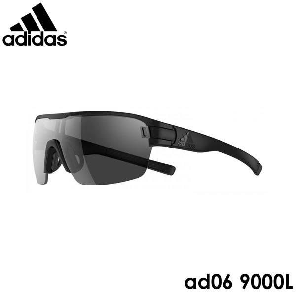 アディダス adidas サングラスad06 9000LZONYK AERO Lサイズ ゾニックエアロ スポーツサングラス アウトドア 高校野球対応 野球 試合 ポイント10倍アディダス adidas メンズ レディース