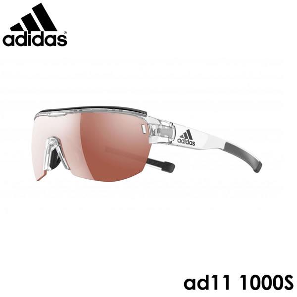 アディダス adidas サングラスad11/75 1000S ZONYK AERO MIDCUT PRO Sサイズ ゾニックエアロミッドカットプロ スポーツサングラス アウトドア ポイント10倍メンズ レディース