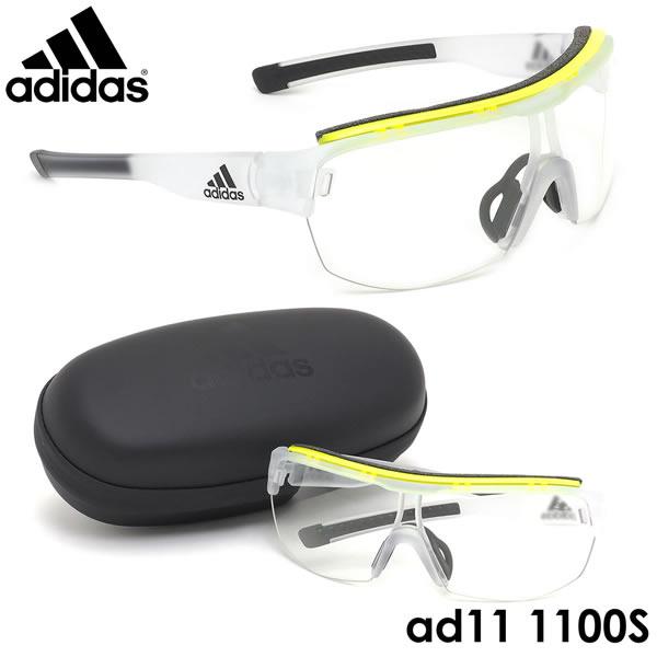 アディダス adidas サングラスad11/75 1100S ZONYK AERO MIDCUT PRO Sサイズ ゾニックエアロミッドカットプロ スポーツサングラス アウトドア ポイント10倍メンズ レディース