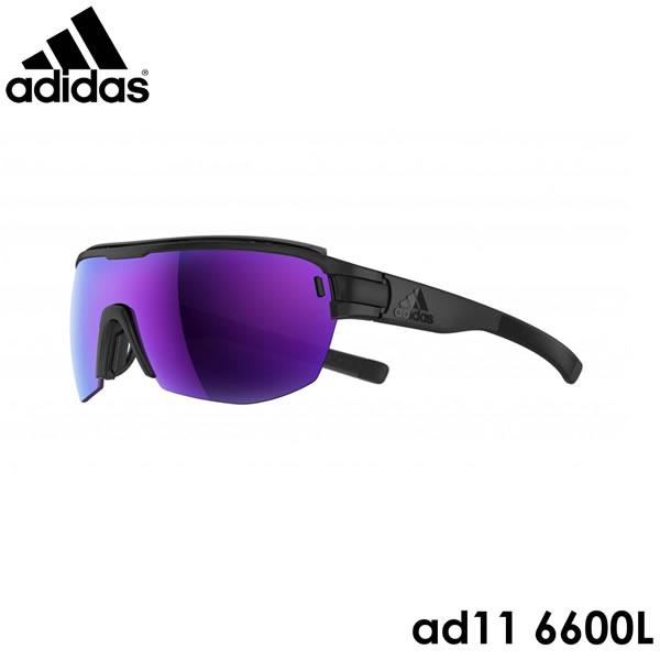 アディダス adidas サングラスad11/75 6600L ZONYK AERO MIDCUT PRO Lサイズ ゾニックエアロミッドカットプロ スポーツサングラス アウトドア ポイント10倍メンズ レディース