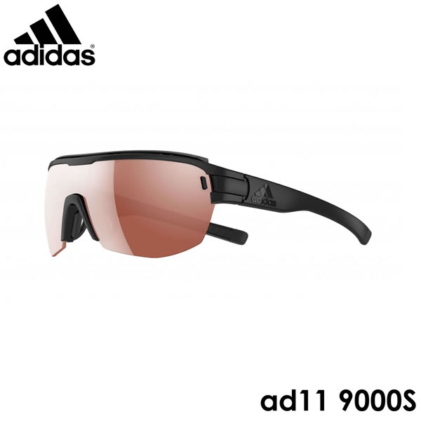 アディダス adidas サングラスad11/75 9000S ZONYK AERO MIDCUT PRO Sサイズ ゾニックエアロミッドカットプロ スポーツサングラス アウトドア ポイント10倍メンズ レディース
