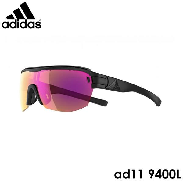 アディダス adidas サングラスad11/75 9400L ZONYK AERO MIDCUT PRO Lサイズ ゾニックエアロミッドカットプロ スポーツサングラス アウトドア ポイント10倍メンズ レディース