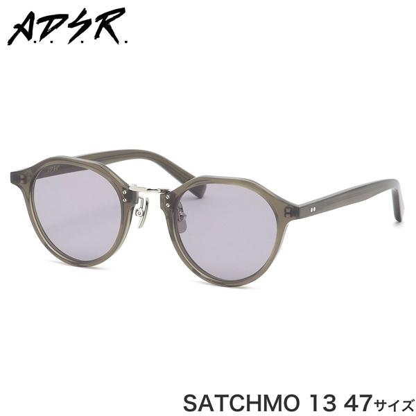 A.D.S.R. エーディーエスアール サングラス SATCHMO 13 47サイズ 期間限定 A.D.S.R. オフィシャルタイアップ企画 メンズ レディース
