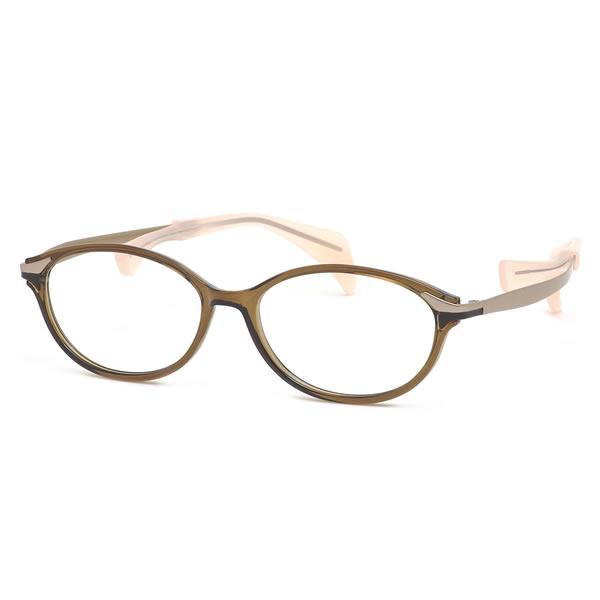 チョコシー Choco See メガネFG24506 OL 52サイズ鼻に跡がつかないメガネ ちょこシー ちょこしー チョコシー 鼻パッドなし βチタン ベータチタン シャルマン CHARMANTチョコシーChocoSee メンズ レディース