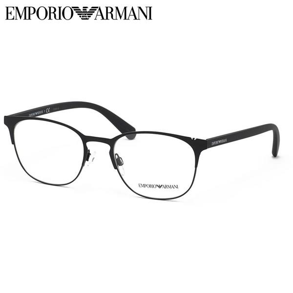 エンポリオアルマーニ EMPORIO ARMANI メガネ EA1059 3001 53サイズ アイコニックイーグル エンポリオアルマーニ EMPORIOARMANI メンズ レディース