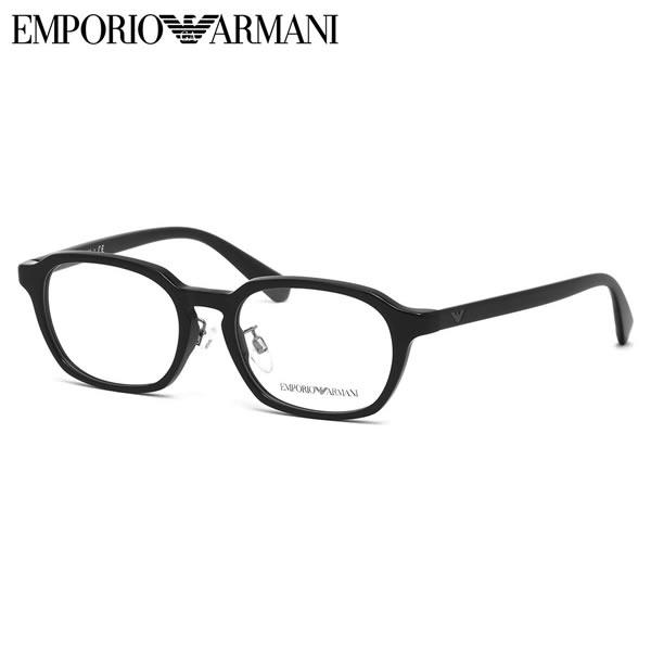 エンポリオアルマーニ EMPORIO ARMANI メガネEA3134D 5001 52サイズアイコニックイーグル アジアフィット Asia Fit ヘキサゴン ヘキサゴナル クラシックエンポリオアルマーニ EMPORIOARMANI メンズ レディース