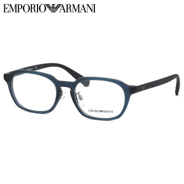 エンポリオアルマーニ EMPORIO ARMANI メガネ EA3134D 5638 52サイズ アイコニックイーグル アジアフィット Asia Fit ヘキサゴン ヘキサゴナル クラシック エンポリオアルマーニ EMPORIOARMANI メンズ レディース