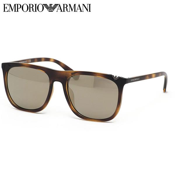 エンポリオアルマーニ EMPORIO ARMANI サングラスEA4095F 50265A 57サイズアイコニックイーグル フルフィットエンポリオアルマーニ EMPORIOARMANI メンズ レディース