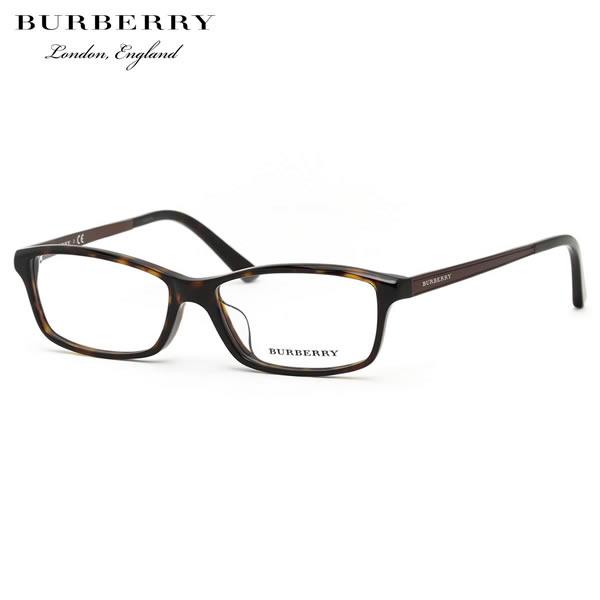 【BURBERRY】(バーバリー) メガネ BURBERRY BE2217D 3002 55サイズ スクエア アジアンフィット バーバリー BURBERRY メンズ レディース