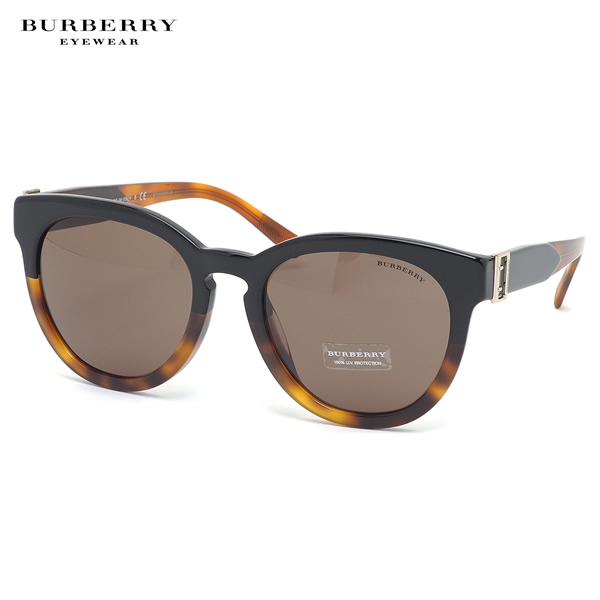 バーバリー BURBERRY サングラス BE4246D 363273 57サイズ アジアンフィット キーホールブリッジ バックル クラシック クラシカル ヴィンテージ ミラー バーバリー BURBERRY メンズ レディース