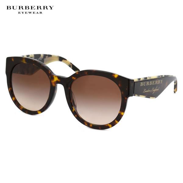 バーバリー BURBERRY サングラスBE4260F 368813 54サイズササ柄 トレンド イタリア製 MADE IN ITALY バーバリー BURBERRY メンズ レディース