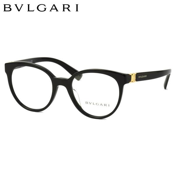 ブルガリ BVLGARI メガネBV4152F 501 51サイズPARENTESI パレンテシ ラウンドブルガリ BVLGARI レディース