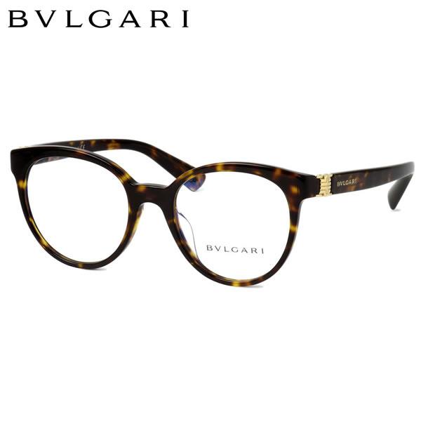 ブルガリ BVLGARI メガネBV4152F 504 51サイズPARENTESI パレンテシ ラウンドブルガリ BVLGARI レディース