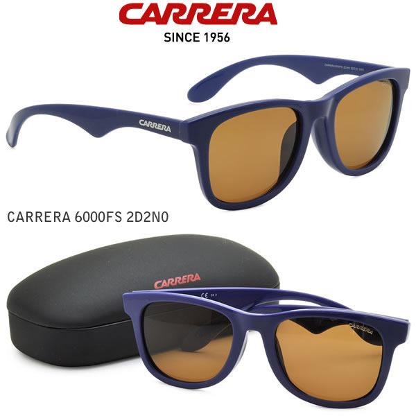 大幅値下げ!! 【CARRERA(カレラ)サングラス】CARRERA 6000FS 2D2N0【アジアンフィッティングモデル】